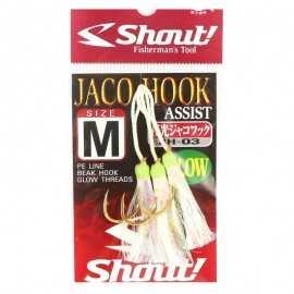 G7804-Shout Jaco Hook Assist JH-03 Glow