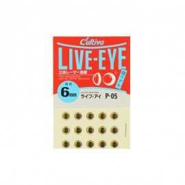 21642-Cultiva Live-Eye Ojos montaje seńuelos