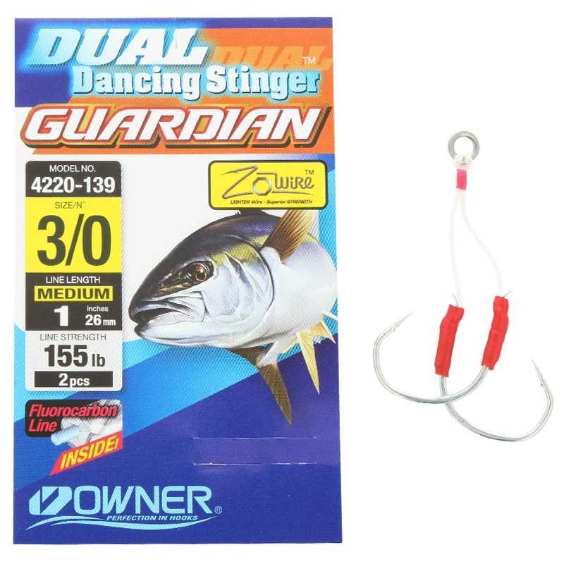 G6056-Owner Dual Dancing Stinger Guardian