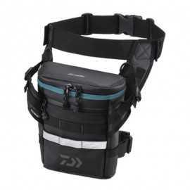 G6295-Daiwa Emeraldas Tactical Thigh Bag 7x22x28