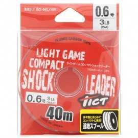 G6208-Tict Shock Leader 40 Mt
