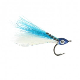 12749-Fly Fishing Memories Mosca Mar Streamers con Anzuelo 110 mm