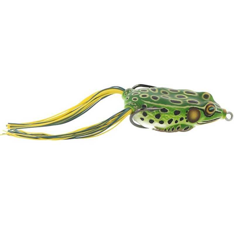 G7277-Live tarjet Frog La Grenouille 5/8 oz