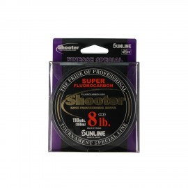 G7670-Sunline Fluorocarbon Shooter Finesse Special 100mts