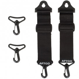 054683102100-Aftco Drop Straps Fighting Bel & Harness