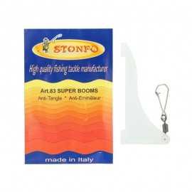 8028651008321-Stonfo 83 Super Booms 7 Cm Anti-Tangle Antienredo