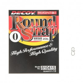 G7358-Decoy Round Snap SN-1
