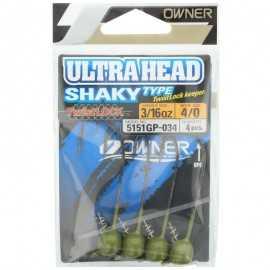 G6575-Owner Ultra Head Shaky Type 5151GP