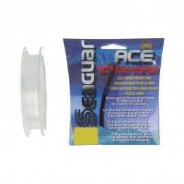 G6328-Seaguar Ace Flurocarbono 15 Mt