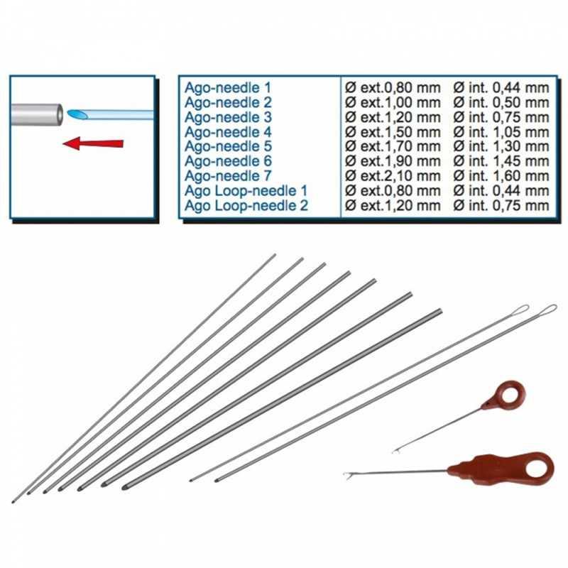 8028651013905-Stonfo 532 Aguja Wind-On Needles