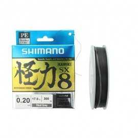 G7118-Shimano Kairiki SX8 300 Mt Steel Gray