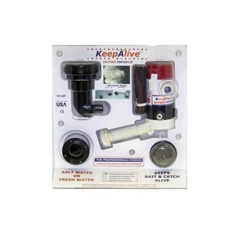 21979-Kit Recirculación Keep Alive con Bomba