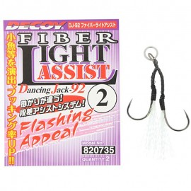 G7284 -Decoy Fiber Light Asist DJ92 (2 Uds)