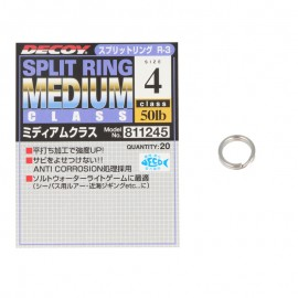 10021-Decoy Split Ring Medium R3
