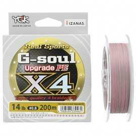 G7357-Ygk G-soul X4 Real Sport Up 200 mt