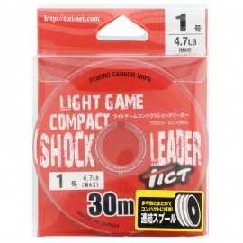 G6209-Tict Shock Leader 30 Mt