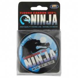 8032578601800-Ninja Fluor Carbon 0,35 Mm. 50 Mt.