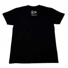90026-GAMEFISHER T-shirt Eging Negra