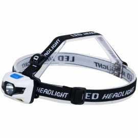 8413887791190-Kali 100 lumens UV Dark&White Linterna Frontal