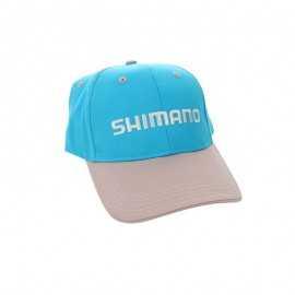 8428679031552-Shimano Gorra Azul Turquesa-gris