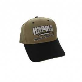 8428679031569-Rapala Gorra Kaki-Negra