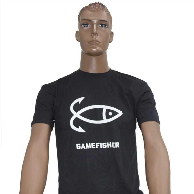 G7447-Game Fisher Swimbait Black