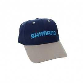 8428679031545-Shimano Gorra Azul Marino-gris