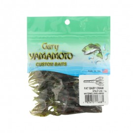 "21201-Gary Yamamoto Fat Baby Craw 3 3/4"""