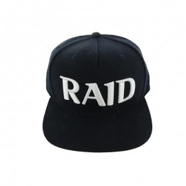 8428679037998-Raid Gorra Black