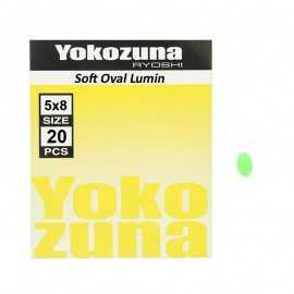 G6040-Yokozuna Perlas Soft Ovaladas Luminosas B20