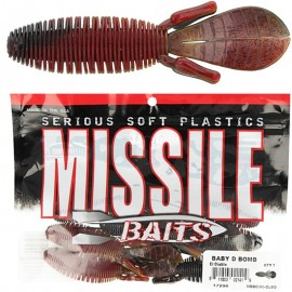 """G6868-Missile Baits Baby D Bomb 3.65"""""""