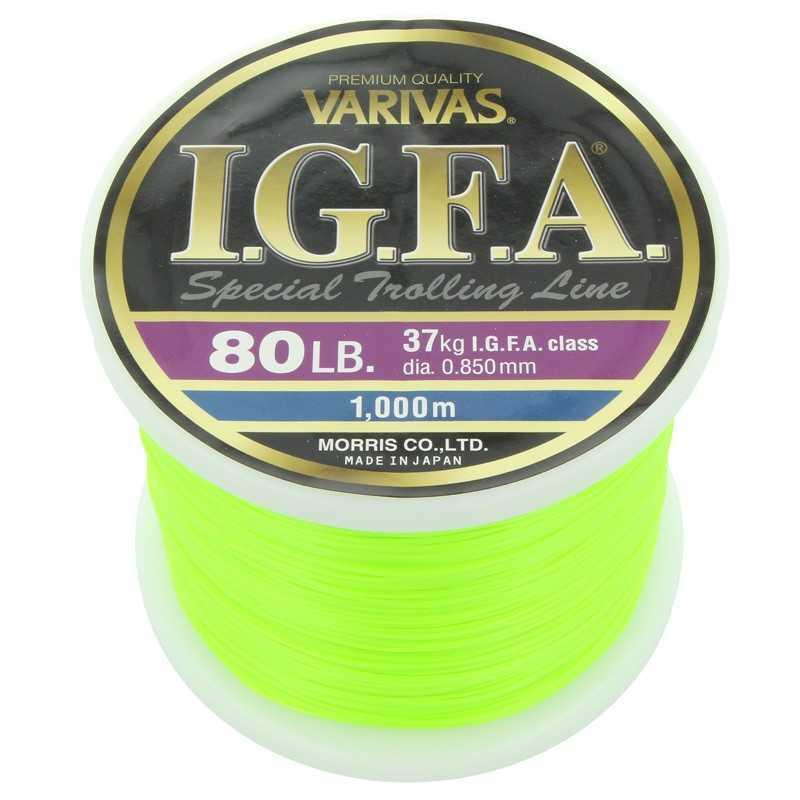 G6299-Varivas Special Trolling Line IGFA 1000 mt Fosfo