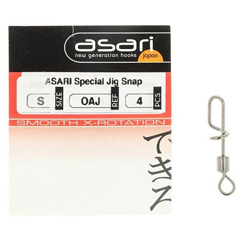 G6077-Asari Special Jig Snap OAJ
