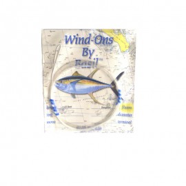 11485-Bhp Wind-on Seaguar 7.62 mt 25 ft Fluorocarbono