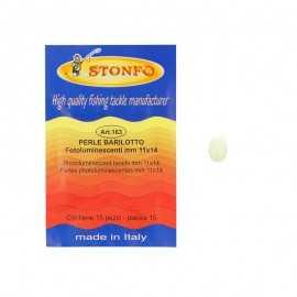 8028651005580-Stonfo 163 Perla 11X14 mm Fluo