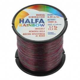 12823-Halfa Rainbow multicolor 1000 mts