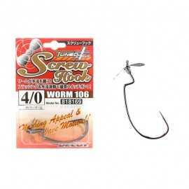 21733-Decoy Worm 106 Screw Hook