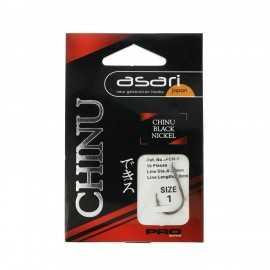 G7627-Asari Chinu Black Nickel Montado Pro Series