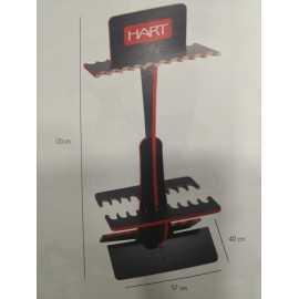 8428679039428-Hart Rod Display Expositor de Cañas