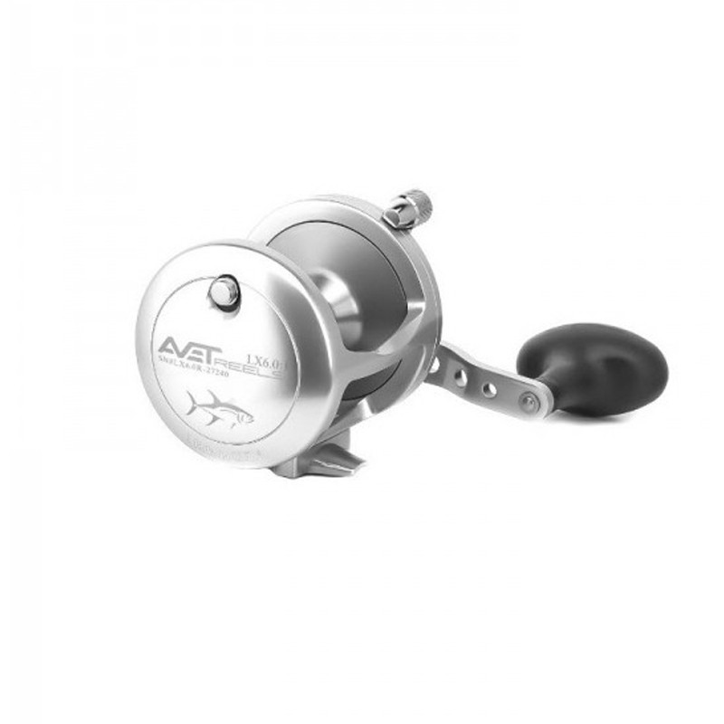 815890025411-Avet LX 6.0 G2 LH Silver