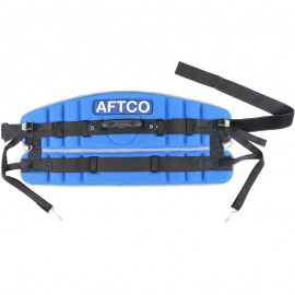 054683604345-Aftco Arnés Maxforce XH1 Blue Magnum 73cmx22cm