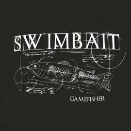 Game Fisher Swimbait T-shirt