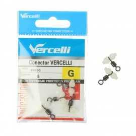 G7535-Vercelli Rolling con perla giratoria G