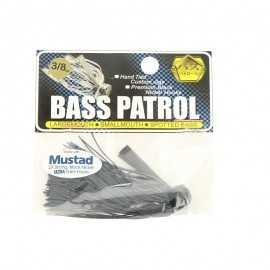 Bass Patrol Football Rubber Jig 3/8 oz