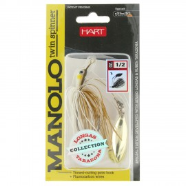 G7539-Hart Manolo Twin Spinner 1/2 Oz