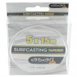 G6246-Asari surfcasting Tapered 5x15 mt