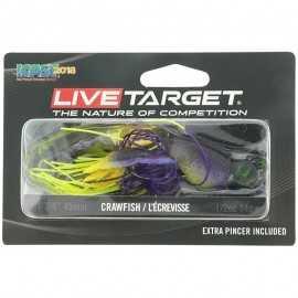 Live Tarjet Body Crawfish/L'Écrevisse 1/2 oz 14 Gr