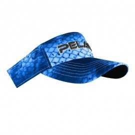 190015033176-Pelagic performance Visor Dorado Blue