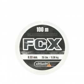 G7641-Asari fluorocarbono FCX 100 mts