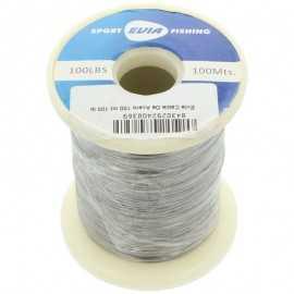 10595-Evia Cable De Acero 100 mt